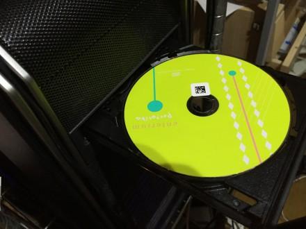 音楽CDをPCのドライブにセット