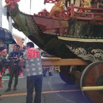 犬山祭り/車山
