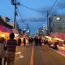 犬山祭り/屋台