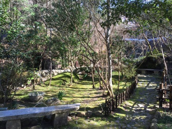 Ryo-an(リョウアン)/日本庭園のような庭