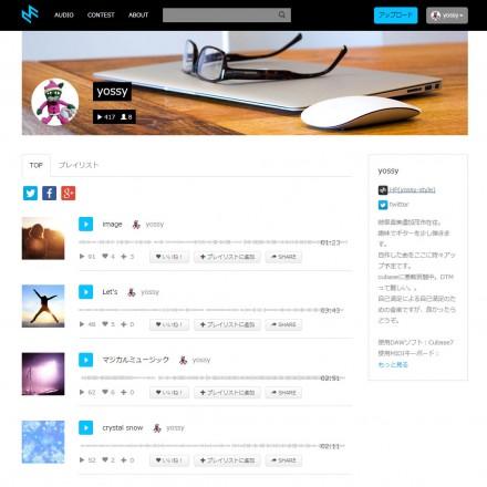 クレオフーガのyossyのマイページ