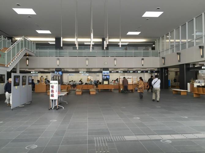 犬山市役所内の中