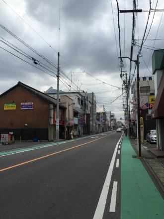 犬山城下町の散策