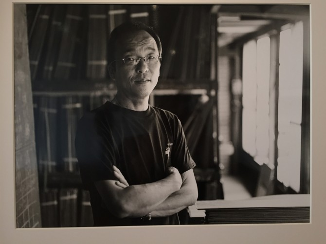 K.YAIRI 80th Anniv. FES/杉浦俊之 写真展/現社長の矢入賀光さん