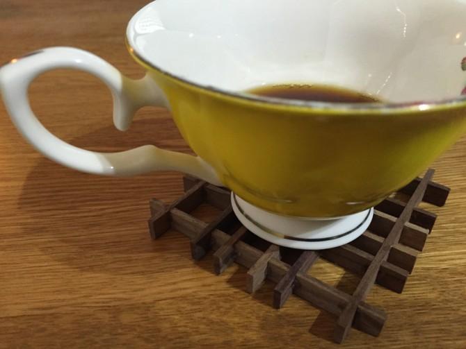 K.YAIRI 80th Anniv. FES/コースタ&コーヒーカップ