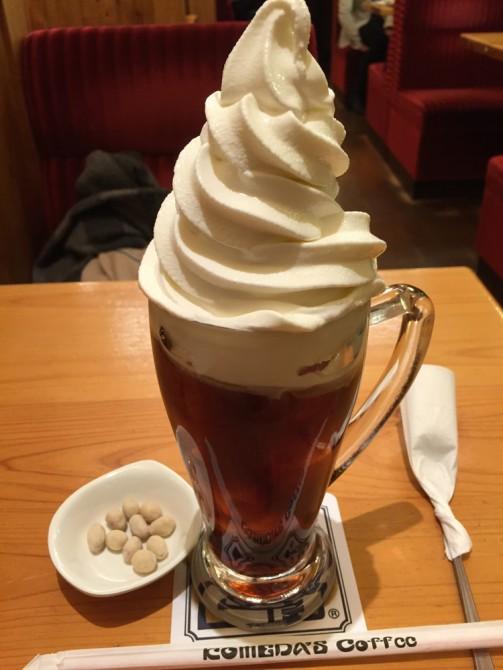 コメダ珈琲/クリームコーヒー