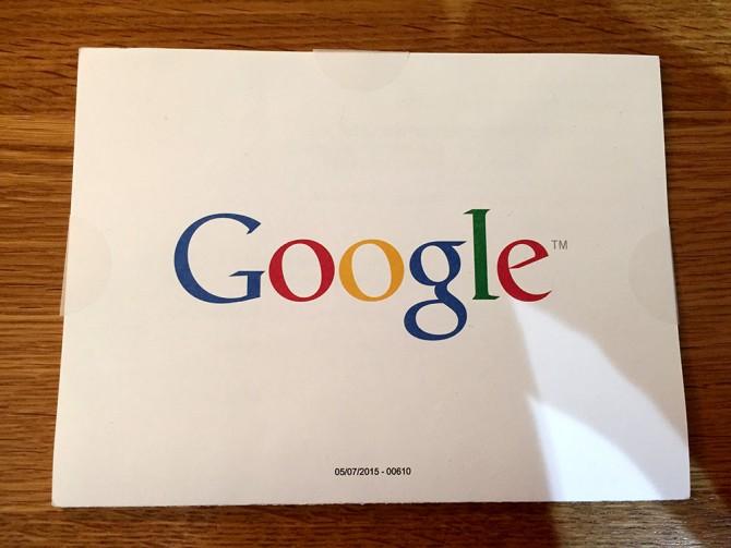 グーグルアドセンスサポートからのレター