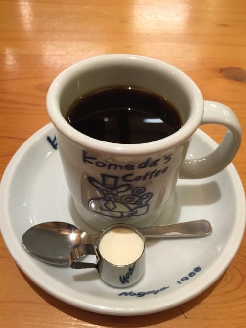 コメダ珈琲/ブレンドコーヒー