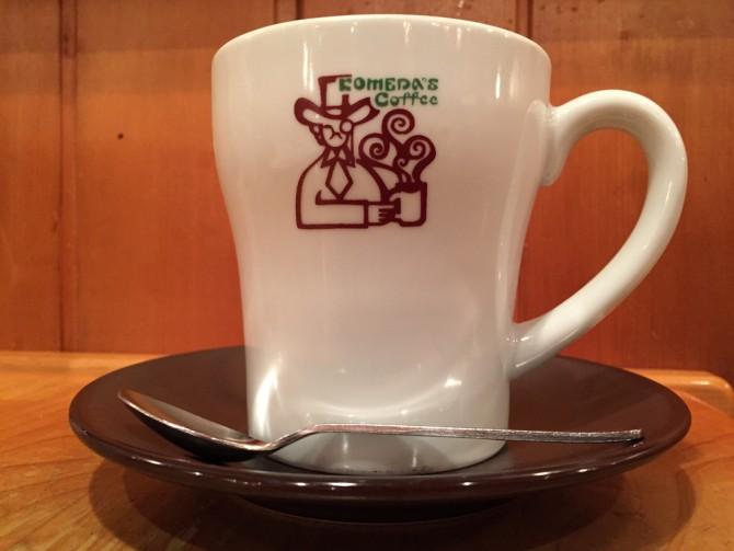 コメダ珈琲/たっぷりブレンドコーヒー