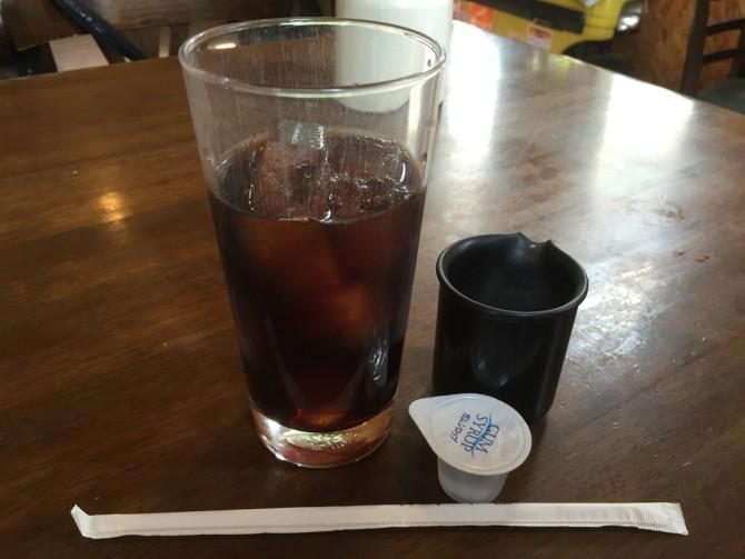トキワ1921/アイスコーヒー