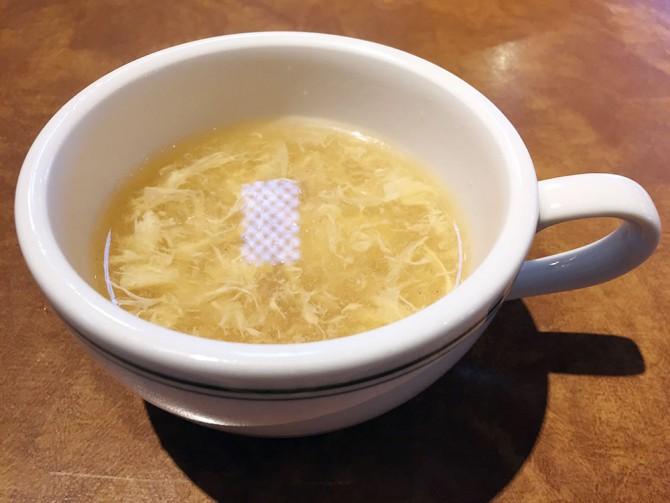 ブロンコビリー/ランチのスープ
