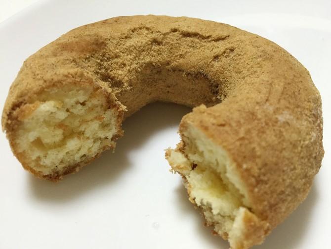 きなこドーナツ(豆乳入り)/セブンカフェドーナツ