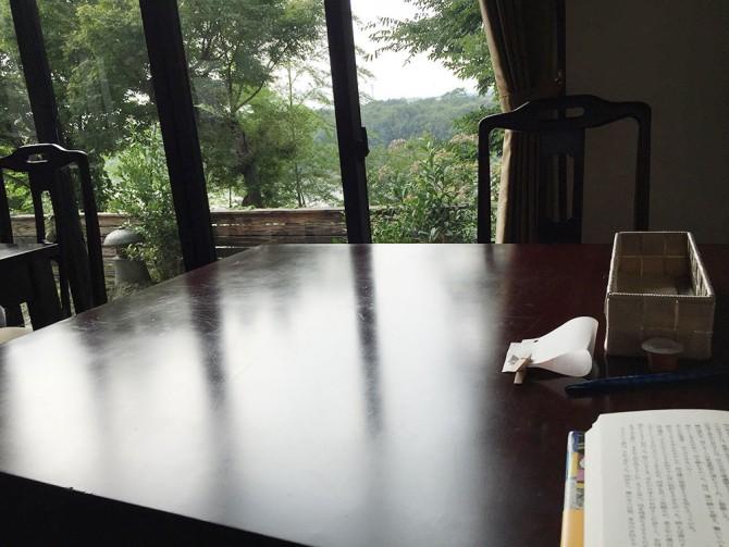 和樹実/テーブル席