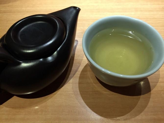 大戸屋/お茶バーのお茶
