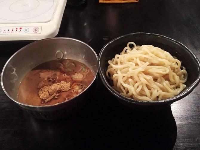 カガミハラ55/つけ麺(大盛り)