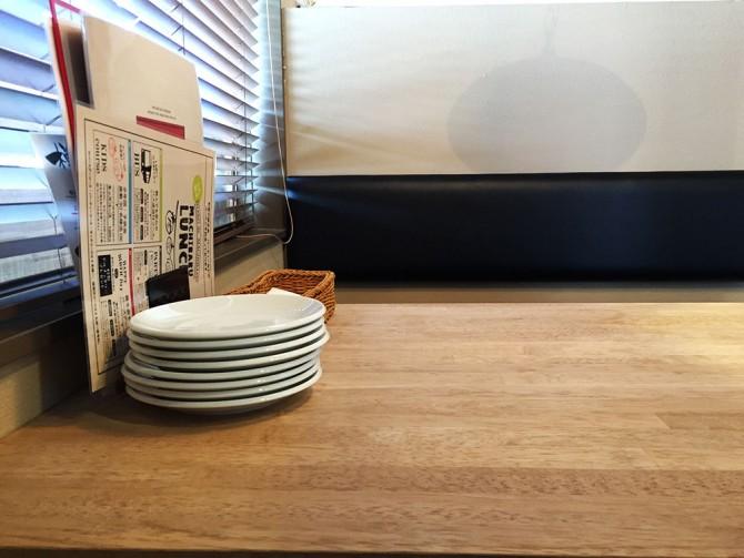 おやこde町バル/半個室のテーブル席