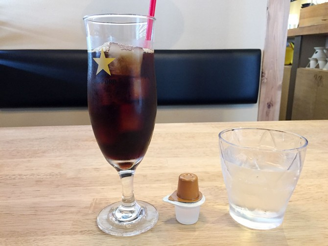 おやこde町バル/アイスコーヒー