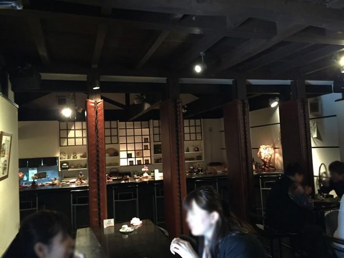 あべまき茶屋/店舗内観