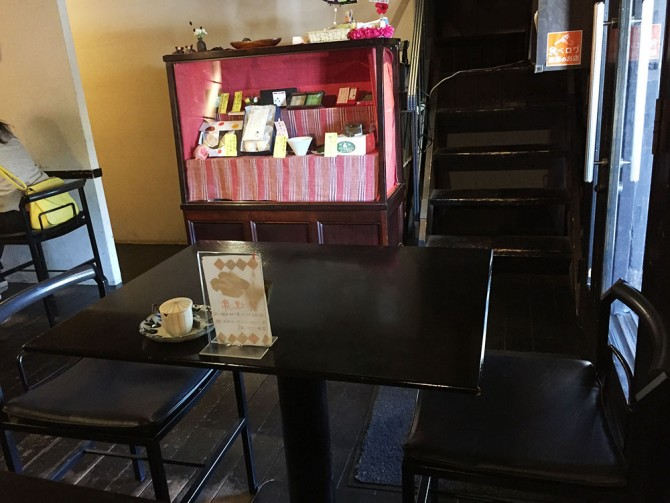 あべまき茶屋/テーブル席