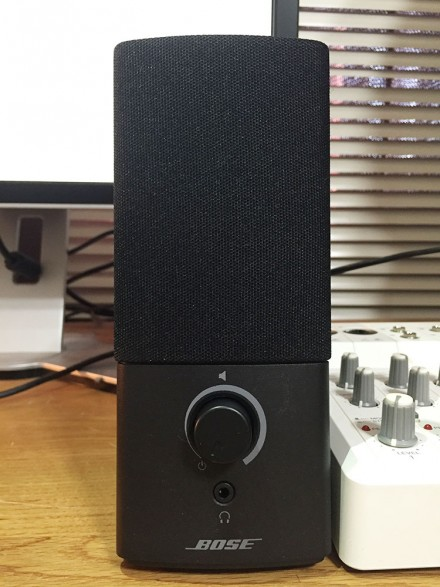BOSE Companion2 Series III/右スピーカー