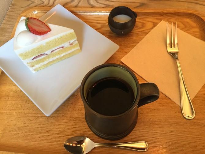 ナガラタタン/ケーキ&コーヒー