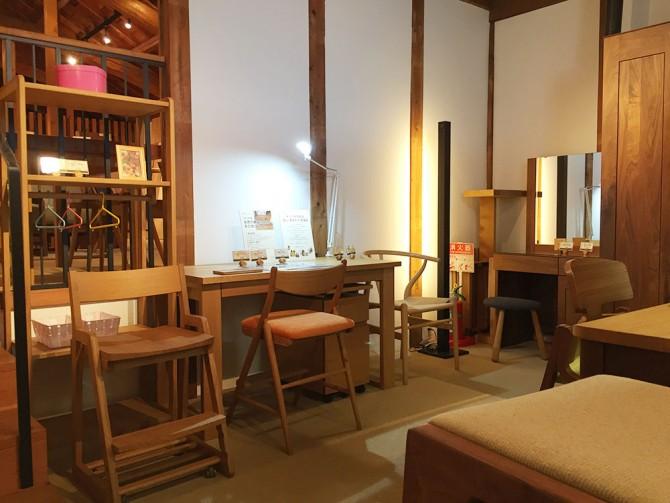 ナガラガワフレーバー/IL BOSCOの木製家具