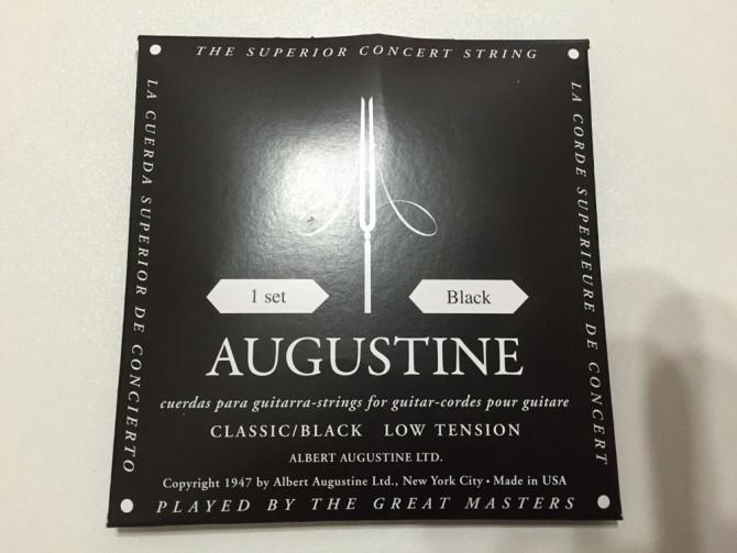 AUGUSTINE オーガスチン クラシックギター弦