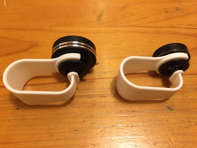 Mpow Clip-On レンズ/レンズをクリップに装着完了