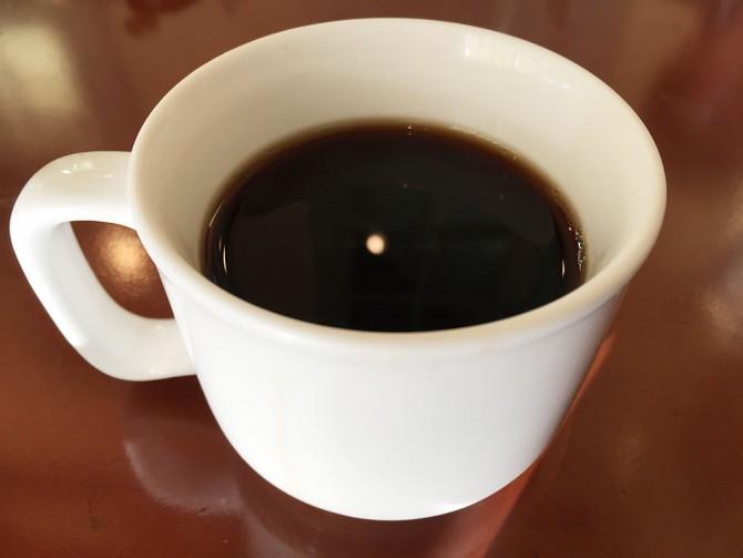 キャッツカフェ多治見店/ランチ後のホットコーヒー
