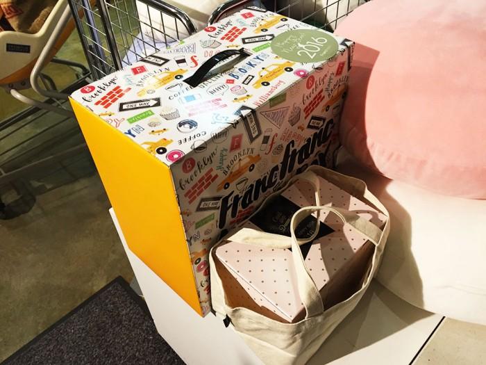 フランフランで購入した福袋(2016)