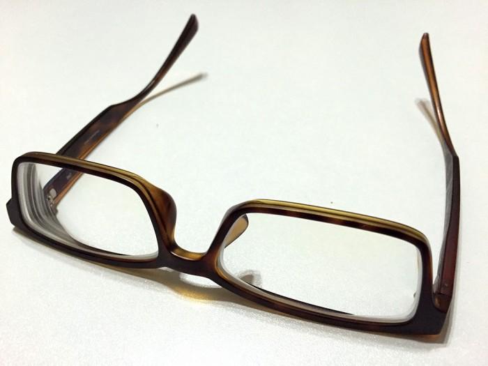 JINSブルーライトカットメガネ