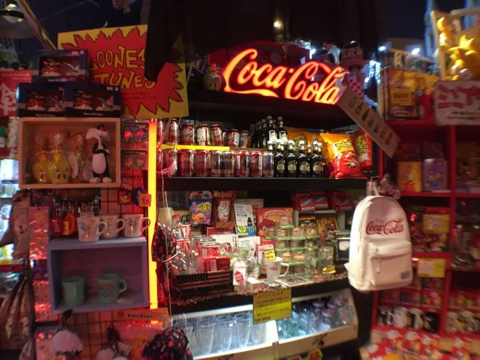 ヴィレバン/Coca Cola
