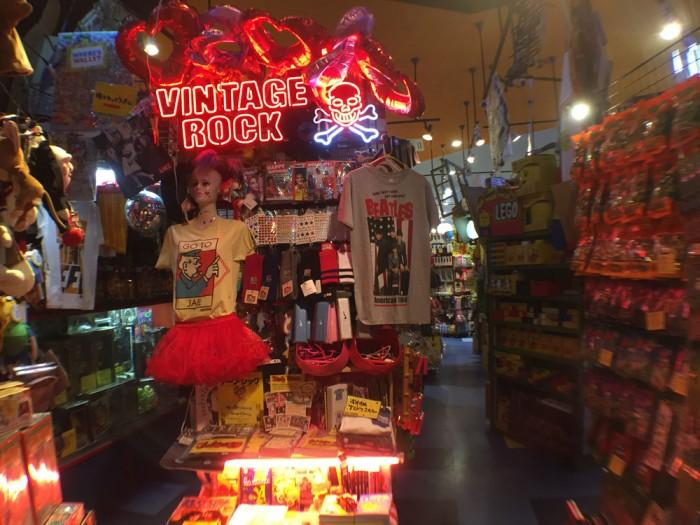ヴィレバン/VINTAGE ROCK