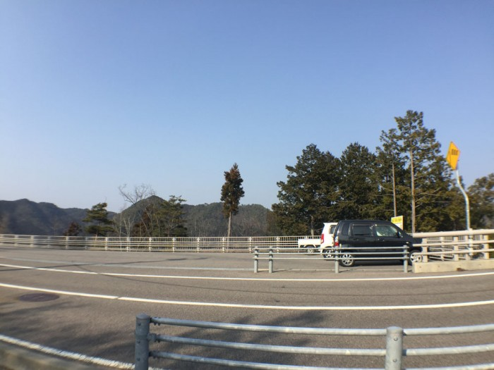 新旅足橋/駐車場