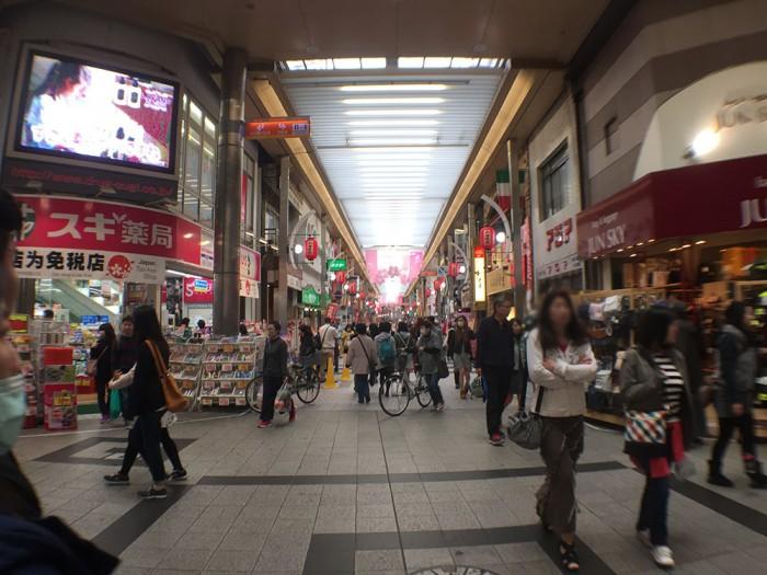 大須商店街/スギ薬局