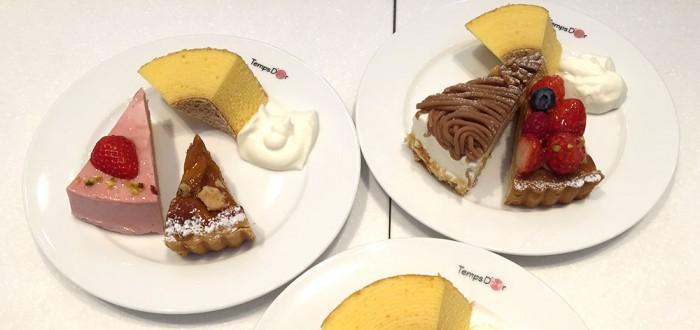 たんどーる/ケーキ各種