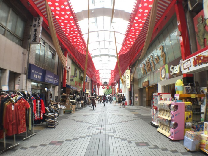 大須商店街