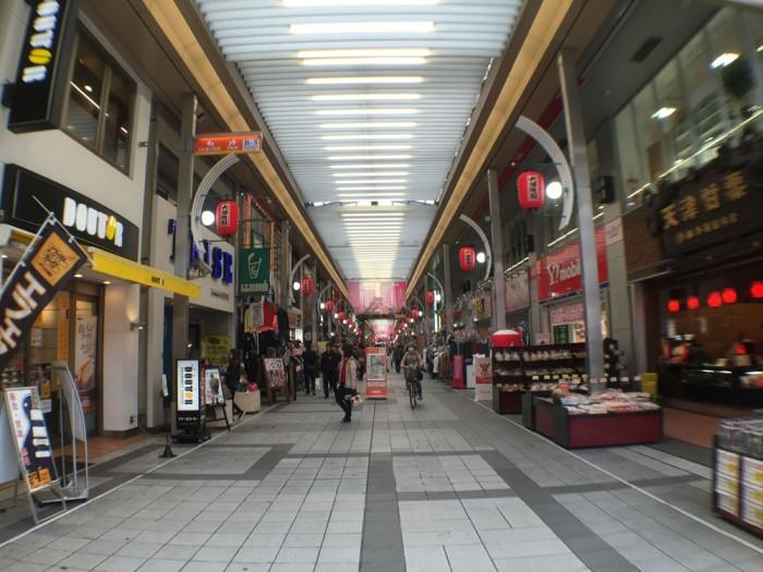大須商店街/ドトール