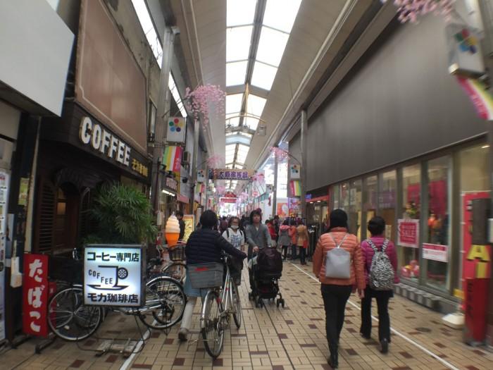 大須商店街/コーヒー専門店 モカ珈琲店
