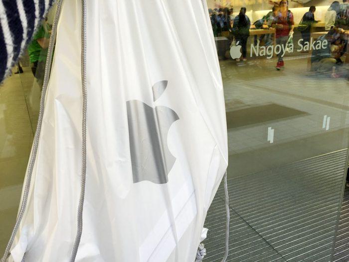 アップルストア名古屋栄店でiPad Pro+Apple Pencilをお買い上げ