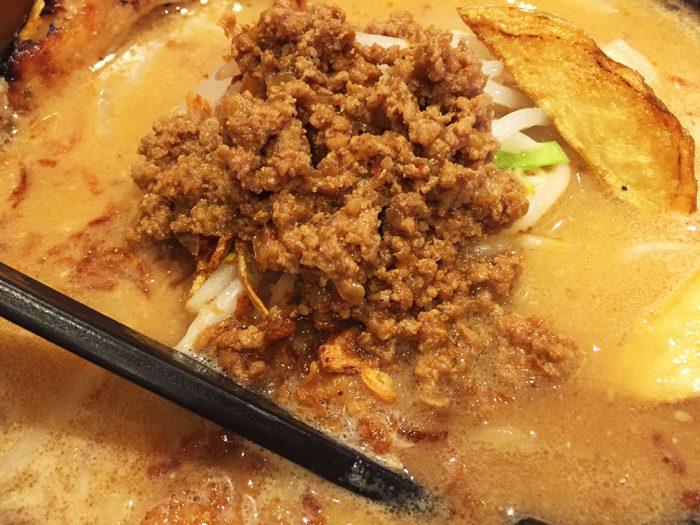 麺屋壱正/北海道味噌 こだわりの炙りチャーシュー麵のポテトフライ