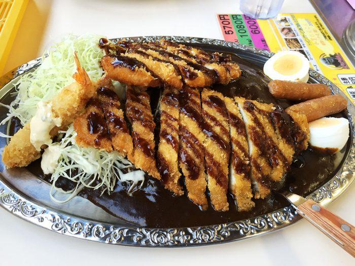 ゴーゴーカレー金沢東インター店/メジャーカレー(ファーストクラス)