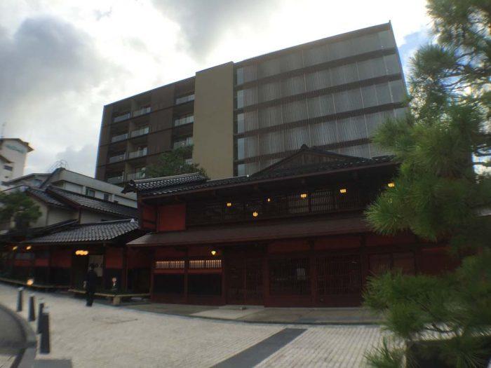 星野リゾート「界 加賀」