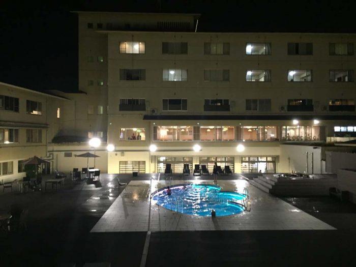 リブマックスリゾート加賀山代のプール