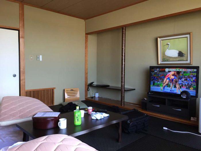 リブマックスリゾート加賀山代の宿泊した和室