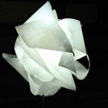 美濃和紙あかりアート展の作品