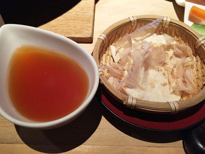 馬喰一代(各務原店)/お豆腐
