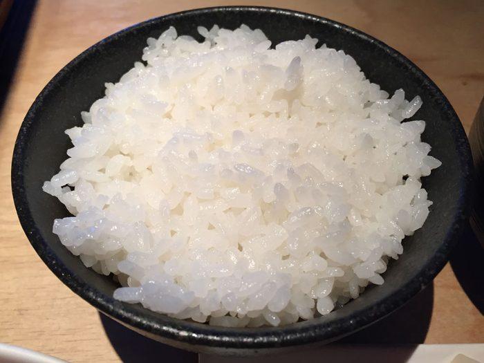 馬喰一代(各務原店)/ご飯のお米