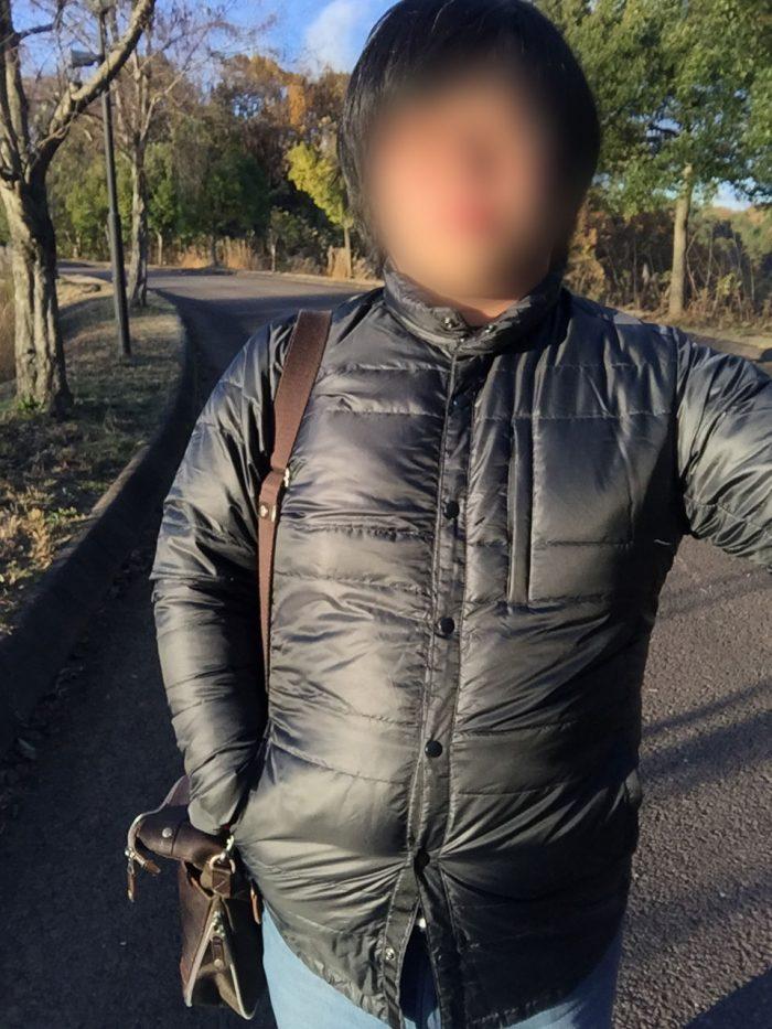 アディダス土岐プレミアムアウトレット店/購入したジャケットを着てみた