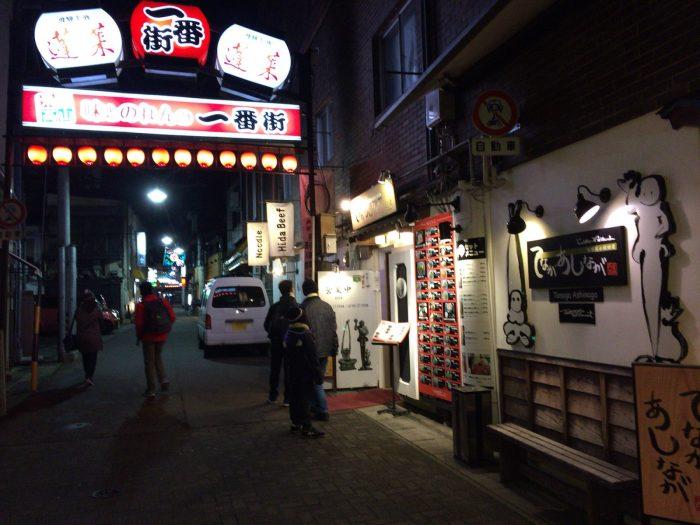 高山の朝日町エリア/Takayama asahimachi area